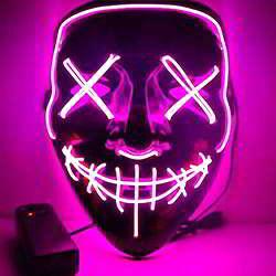 Светящаяся маска судная ночь
