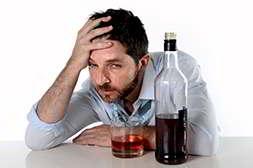 Алкотабу снимает ломку к алкоголю