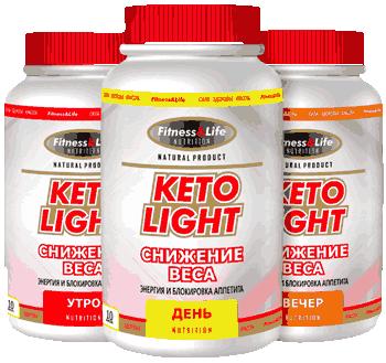 Капсулы Keto Light.