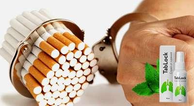Спрей Tablock от курения.