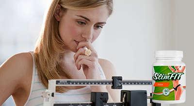 Препарат Slim Fit Detox для похудения.
